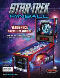 Star Trek Premium by Stern Pinball