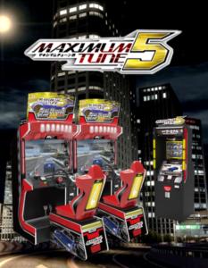 Maximum Tune 5 by Bandai Namco Amusements