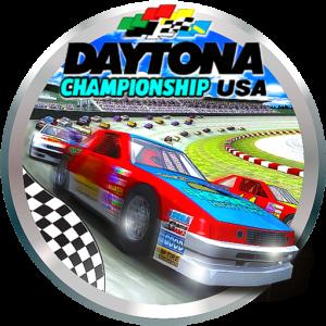 Daytona Championship USA by Sega