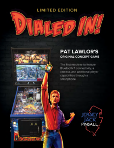 Dialed In [Limited Edition] by Jersey Jack Pinball