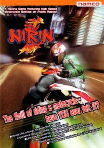 Nirin by Bandai Namco Amusements
