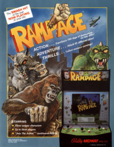 Rampage by Midway