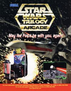 Star Wars Trilogy Arcade by Sega