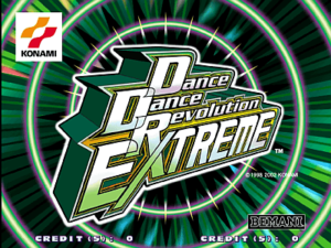 DDR_extreme_title