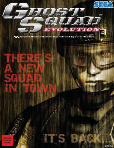 Ghost Squad Evolution by Sega
