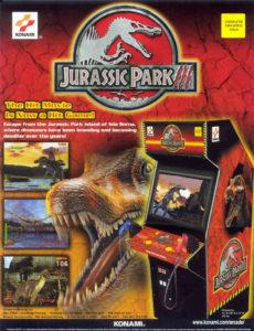 Jurassic Park III by Konami