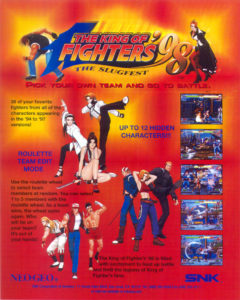 The King of Fighters '98 by SNK