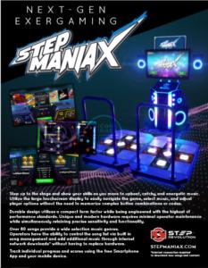 Step ManiaX