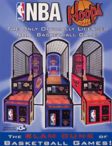 NBA Hoops by ICE