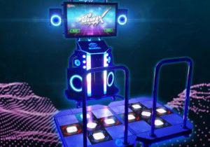 StepManiaX Arcade Dance & Fitness video game